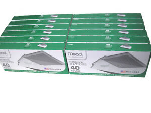 480 Count No 10 Security Mead White Envelope 4 1 8 In X 9 1 2 In