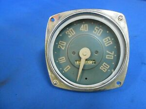 1951 1952 1953 Dodge Truck Speedometer Works Tested Rat Rod Mopar