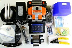 Sumitomo Type 71c Sm Mm Fiber Fusion Splicer W Cleaver Fc 6rs Arc Only 264