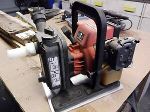 Homelite Ap 125 2 stroke Gas Water Dredge Pump Made In Usa