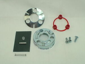 67 68 69 Chevelle Standard Steering Wheel Horn Parts Kit With Instructions