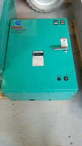 Cummins Onan Ot 125 Amp 208 240v 3 Phase Generator Automatic Transfer Switch