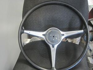 Porsche Steering Wheel And Horn Button 356 B C 356 B C Coupe Cabriolet Roadster