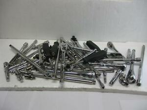 Matco Silver Eagle Tools 1 4 3 8 Drive Ratchet Extension Universal Sold Each