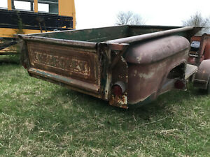 1955 Chevrolet Pickup Truck Long Bed 65 56 57 63 58 1959 Tailgate Complete 1966