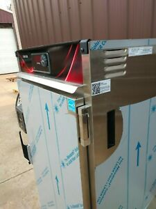 Two New Scratch Dent Cres Cor 3 4 Heated Holding Cabinet H137sua9d
