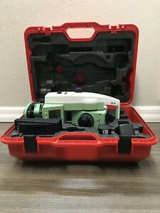 Leica Ts02plus 5 R500 Reflectorless Total Station For Surveying