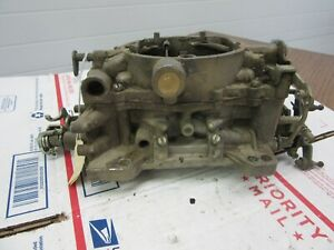 1959 Plymouth Commando 360cid S T Carter Afb Carburetor A9 Date 2855s Dp