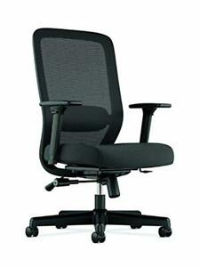 Computer Chair Office Desk Mat Wheels Cushion Casters Seat Back Support