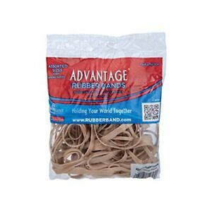 Alliance Rubber Bands 2 Oz mfg 2613a Sold As 54 Units