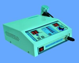 New Portable Ultrasound Therapy 1mhz Pain Relief Therapy Chiropractic Machine