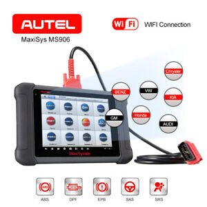 Autel Maxisys Ms906 Automotive Diagnostic Scanner Eobd Obdii Scan Tool Abs Srs