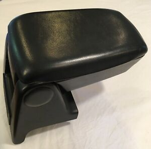 87 93 Fox Body Mustang Oem Black Console Arm Rest