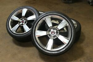 Jdm Subaru Impreza Wrx Sti Version 10 Factory Oem Wheels 5x114 3 18x8 5 Rims