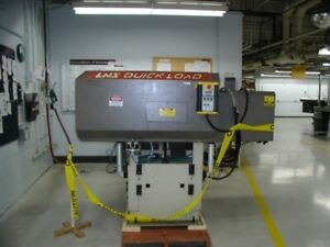 Used 2015 Lns Ws700 Mist Collector For Cnc Machines 80 200 Cubic Feet Mist Bust