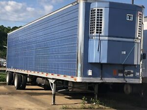 Refrigerated Trailer Great Dane 48 Spread Axle Thermo King Sb iii