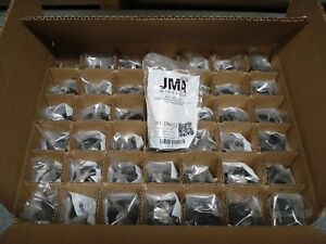 Lot Of 42 Jma Upl dm 12 7 16 Din Male Connectors For 1 2 Plenum Cable