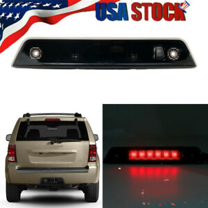 For 2005 2006 2007 2008 2009 2010 Jeep Grand Cherokee Led Third 3rd Brake Light