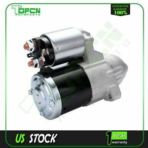 New Starter For Chrysler Sebring Dodge Caliber Avenger Journey 1 8 2 0 2 4 07 12