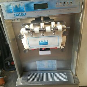 Taylor Soft Serve Ice Cream Machine