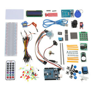 Rfid Starter Kits For Arduino R3 Upgraded Version Learning Suite Module Board Wi