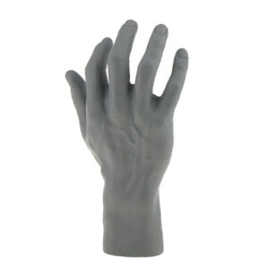 Male Mannequin Right Hand For Jewelry Bracelet Watch Gloves Ring Display