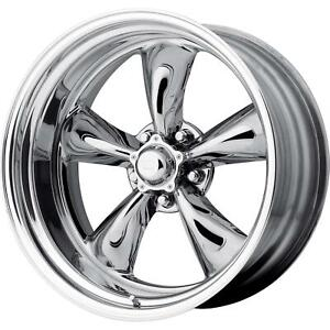 American Racing Vn5155765 Torq Thrust Ii Series Wheel 15 X 7