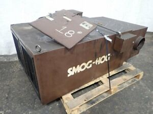 United Air Specialists Sh 20 pe h Mist Collector 1 1 2 Hp 06171790035