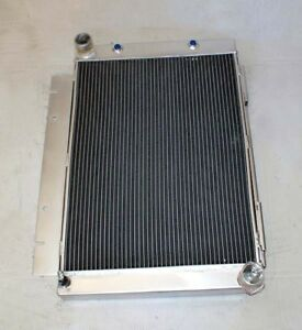 3 Row Aluminum Radiator Fit For 1960 1963 Ford Galaxie 500xl At New 1961 1962