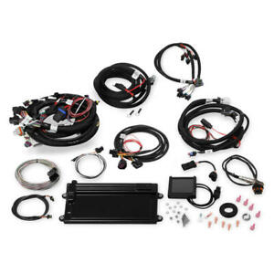Holley Fuel Injection System 550 623 Terminator Ls Mpfi For Ls Chevy Trucks