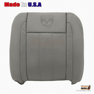 Driver Top Leather Replacement Cover 2006 2007 2008 2009 Dodge Ram Laramie Tan