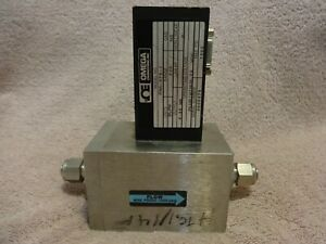 Omega Engineering Fma 876 1 Non linear 200 Psi Solenoid Valve
