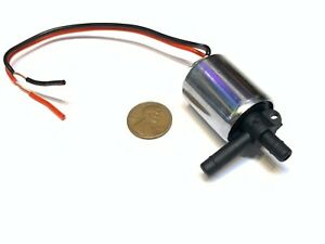 Wired Keurig 12v Pneumatic Solenoid Valve 4 Psi Shv0829 Normally Closed 3 16 C23