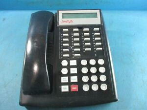 Lot Of 4 Avaya Business Office Phone 18d Used