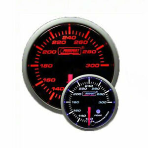Prosport 52mm Premium Oil Temperature Gauge W Peak Warning