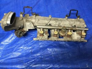 2002 2008 Mini Cooper S R53 R52 Air Intake Manifold Supercharged W Injectors