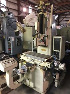 Inspection Machine Can Also Be A More Accurate 3 Moore Jig Grinder Retro Fit