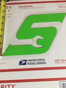 Snap On Green s Magnetic Logo