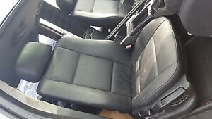 Bmw X5 E53 00 06 100 Leather Upholstery Kit Front Seat Manual Kit New