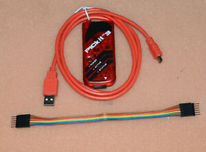 Details Of New Pickit3 Microchip Development Programmer W Usb Cable Wire Pic