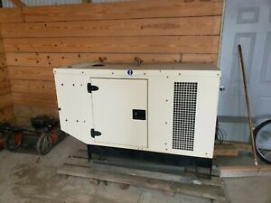15kw Diesel Generator 1 Hour On It