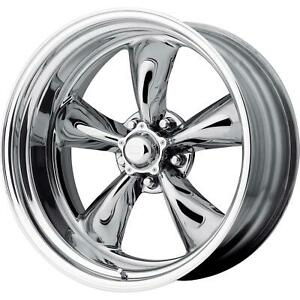 American Racing Vn5155865 Torq Thrust Ii Series Wheel 15 X 8