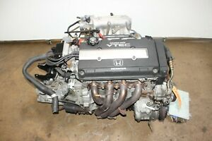 Jdm 96 00 Honda Civic Sir B16a Obd2 Engine 5 Spd S4c Trans Ecu Wiring