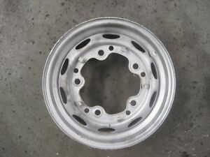 Porsche 356 Drum Brake Steel Wheel 4 1 2 j X 15 03 63 Kpz Good Condition