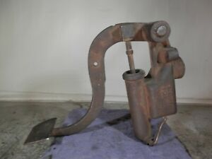 1960 1961 Chevrolet Corvair Gm Delco Master Cylinder Delco 5459197