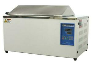 Jisico Water Bath included Pid Controller Temp Ambient 5 100 C Capacity 13