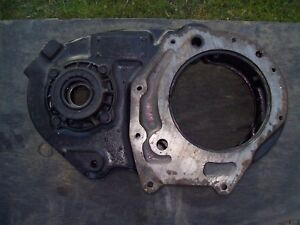 Chevy Np203 Transfer Case empty Case