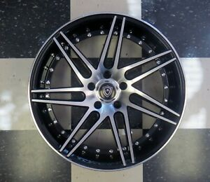 20 Marquee 3259 Wheels Fo Dodge Charger Challenger Magnum 350z 370z G35 Mustang