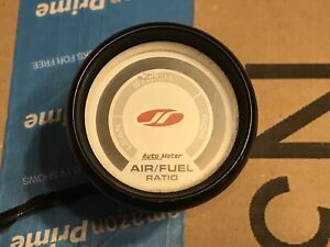 Jackson Racing Supercharger Autometer Air Fuel Ratio Gauge A F 2 1 16 Rare