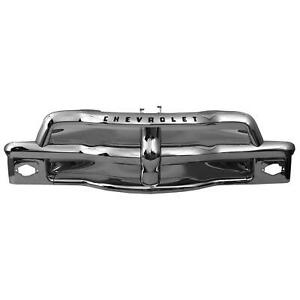 Dynacorn M1137b Chrome Grille Assembly 1954 55 Chevy Pickup